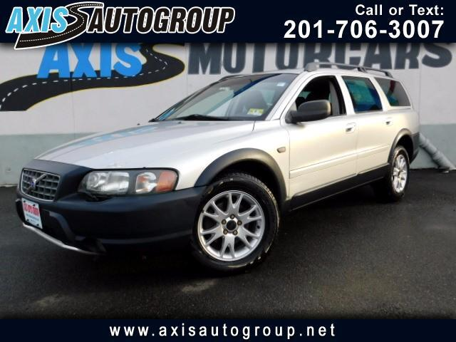 2004 Volvo XC70 Cross Country