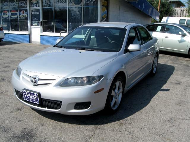 2008 Mazda Mazda6 I