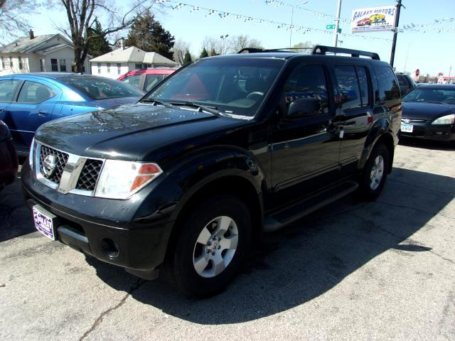 Used 2007 Nissan Pathfinder For Sale In Omaha Ne Jody 39 S