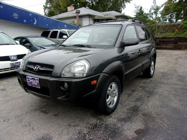 Used 2008 Hyundai Tucson Se 2 7 2wd For Sale In Omaha Ne