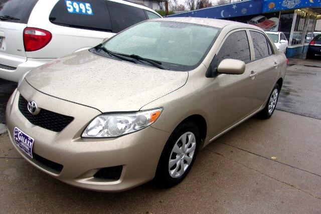 Used 2009 Toyota Corolla Base 4 Speed At For Sale In Omaha