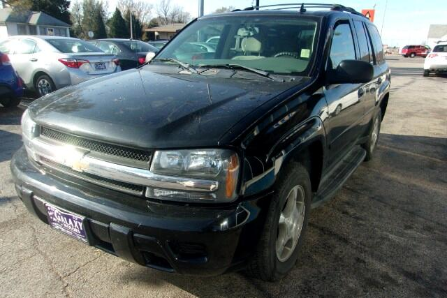 Used 2007 Chevrolet Trailblazer Ls1 4wd For Sale In Omaha