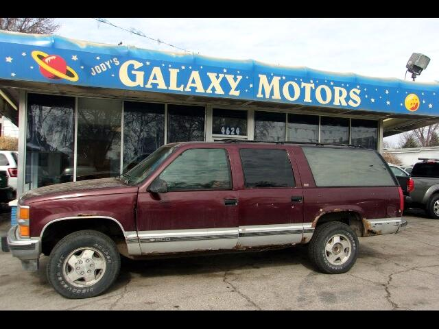 Used 1994 Chevrolet Suburban K1500 4wd For Sale In Omaha