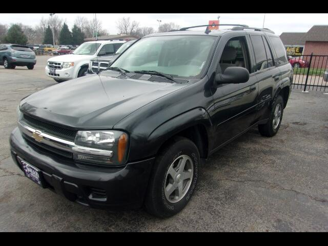 Used 2006 Chevrolet Trailblazer Ls 4wd For Sale In Omaha
