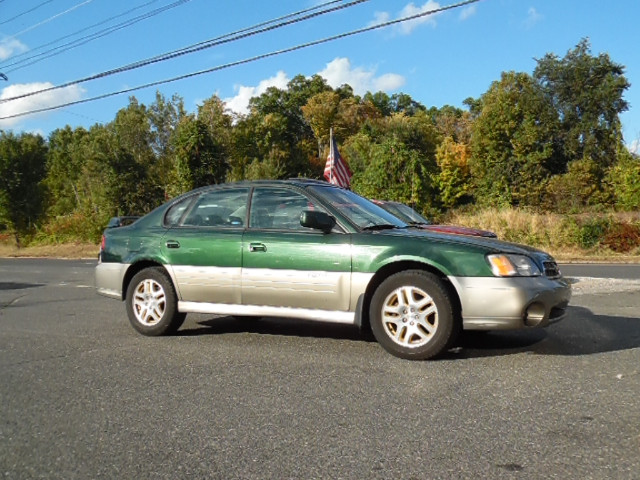 2000 Subaru Outback Limited Sedan