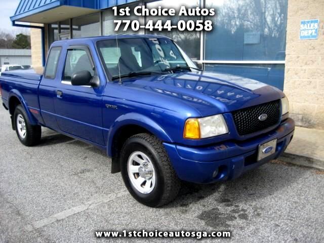2003 Ford Ranger Edge SuperCab 2WD