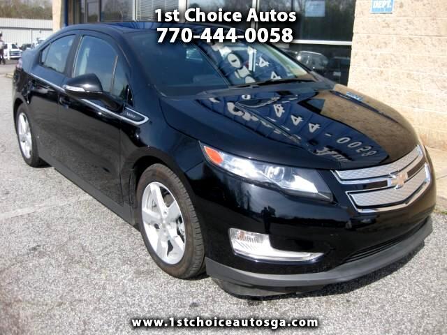 2014 Chevrolet Volt Standard