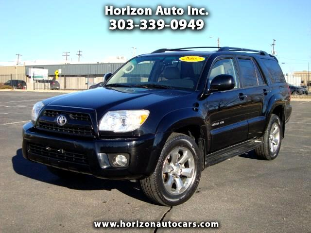 2007 Toyota 4Runner Limited 4WD