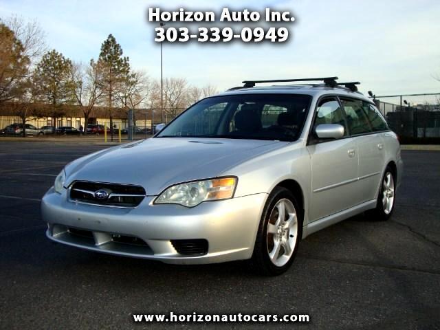 2006 Subaru Legacy Wagon 2.5 I Special Edition