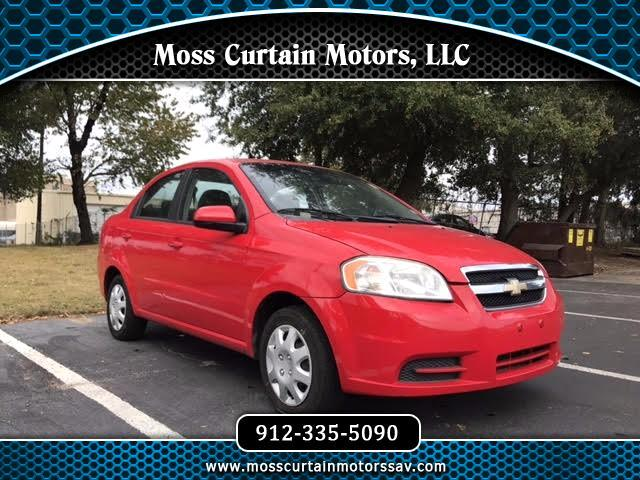 Moss Curtain 2017 Chevrolet Aveo Ls 4 Door