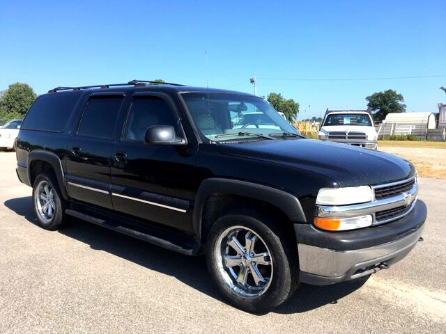 2001 Chevrolet Suburban LT 1500 Heated Leather 22's