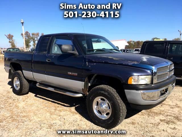 2001 Dodge Ram 2500 Quad Cab 4wd SWB SLT 5.9 Cummins Diesel 4x4