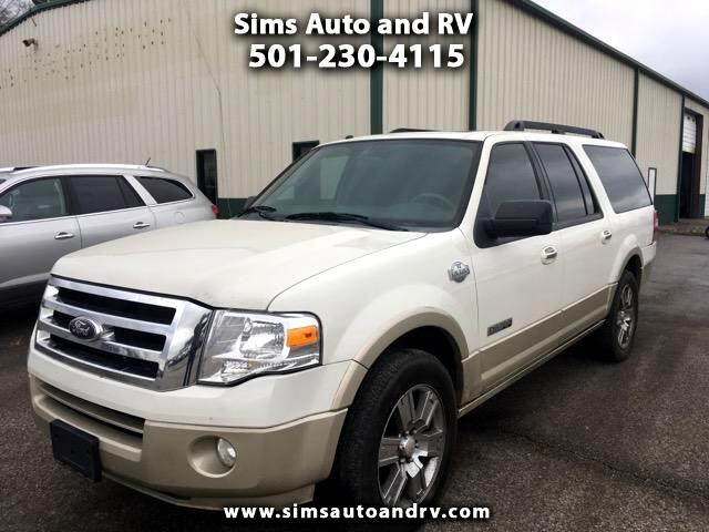 2008 Ford Expedition EL King Ranch 2WD