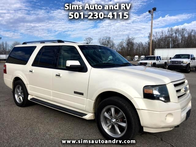 2007 Ford Expedition EL Limited 4wd Loaded 4x4