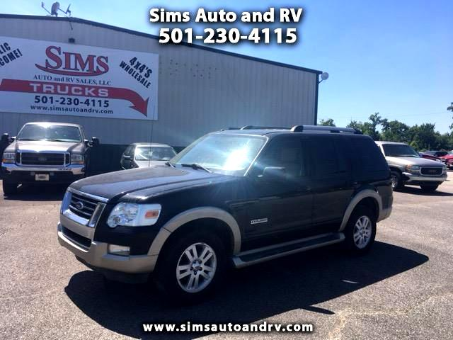 2007 Ford Explorer Eddie Bauer 4wd Leather loaded 4x4