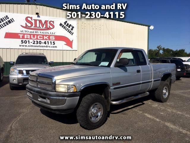 1998 Dodge Ram 2500 Laramie Quad Cab Short Bed 4WD