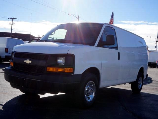 Used 2014 Chevrolet Express for Sale in Roseville, MI 48066 A & B Motors Groesbeck