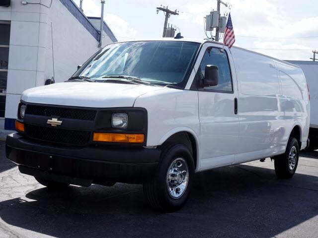2016 Chevrolet Express 2500 Cargo Extended