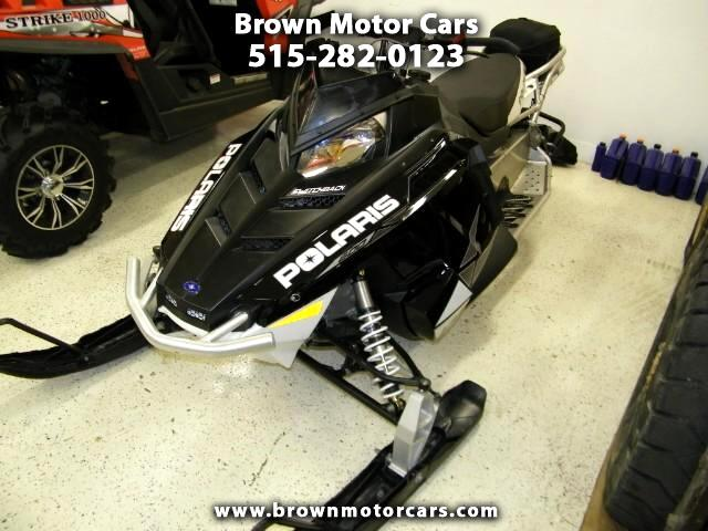 2013 Polaris Snowmobile Switchback Adventure 600 Snowmobile