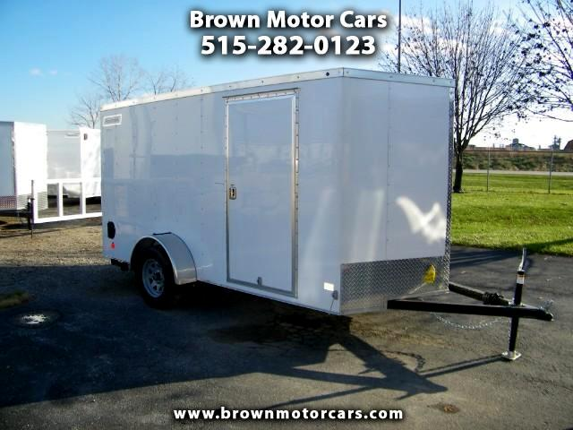 2017 Haulmark Enclosed Trailer HMVG 6x12 V-Nose Enclosed Trailer 3000 Series