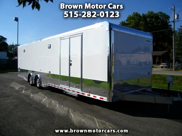2017 Haulmark Enclosed Trailer HAR 85x32 Aluminum Car Trailer