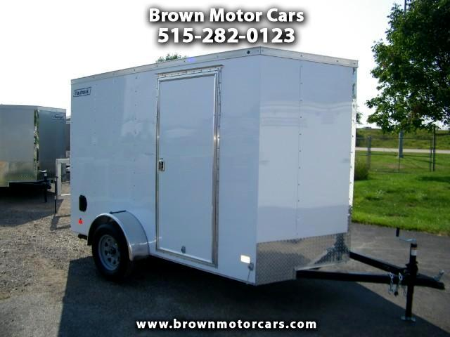 2018 Haulmark Enclosed Trailer HMVG 6x10 V-Nose Enclosed Trailer 3000 Series