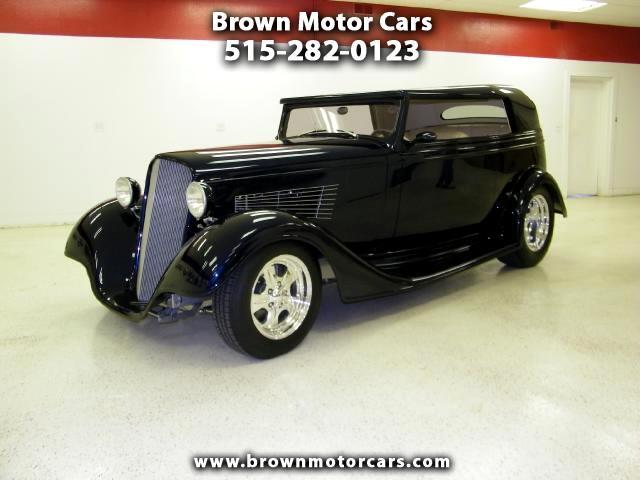 1934 Chevrolet 2 Door