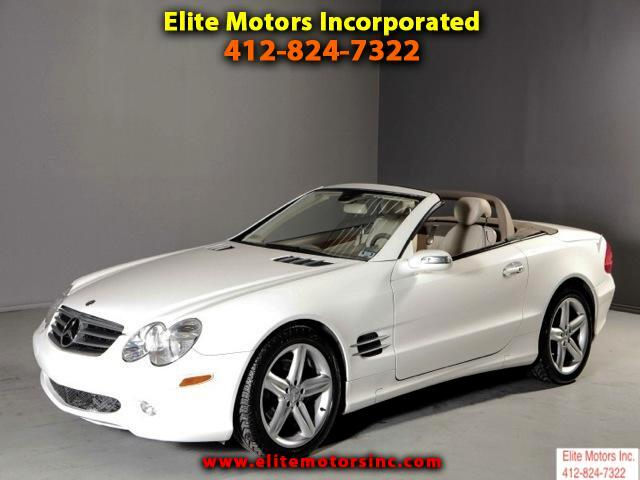 2005 Mercedes-Benz SL-Class