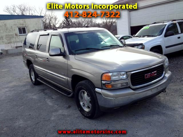 2001 GMC Yukon XL