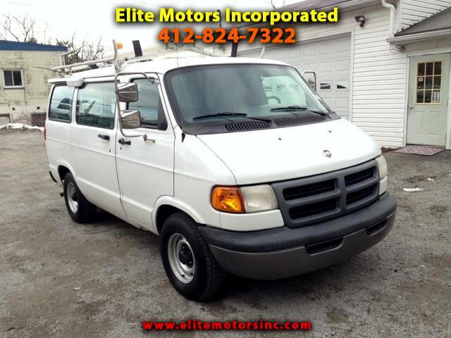 2000 Dodge Ram Van