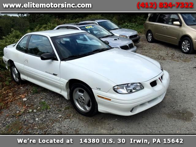1998 Pontiac Grand Am GT coupe