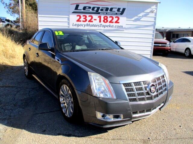 2012 Cadillac CTS 3.6L Performance AWD w/ Navi