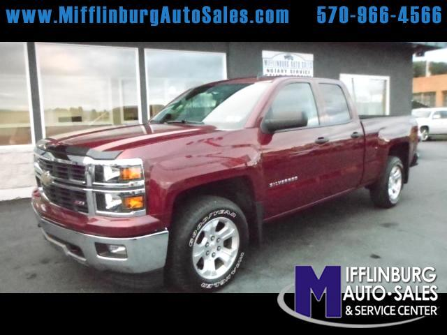 2014 Chevrolet Silverado 1500 Z71 Ext. Cab Short Bed 4WD