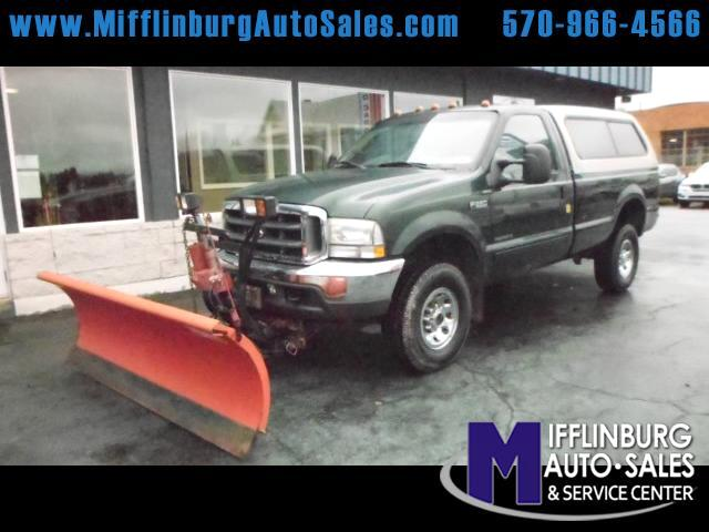 2002 Ford F-350 SD XLT 4WD