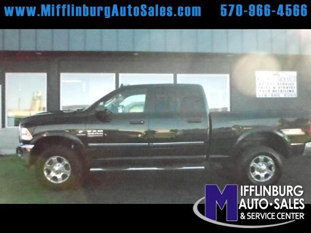 "2016 RAM 2500 Big Horn 4x4 Crew Cab 6'4"" Box"
