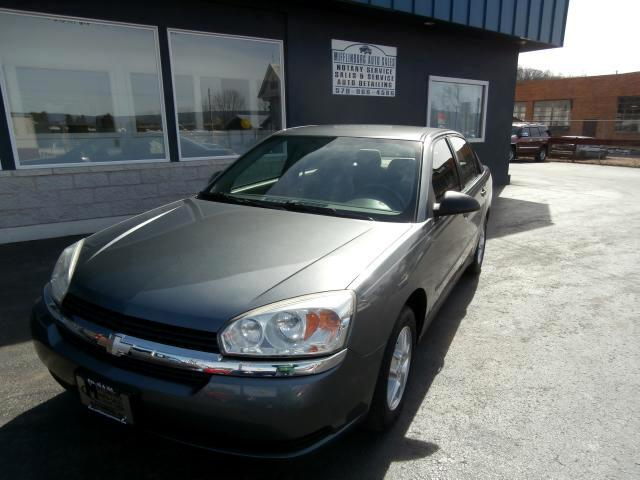 2004 Chevrolet Malibu