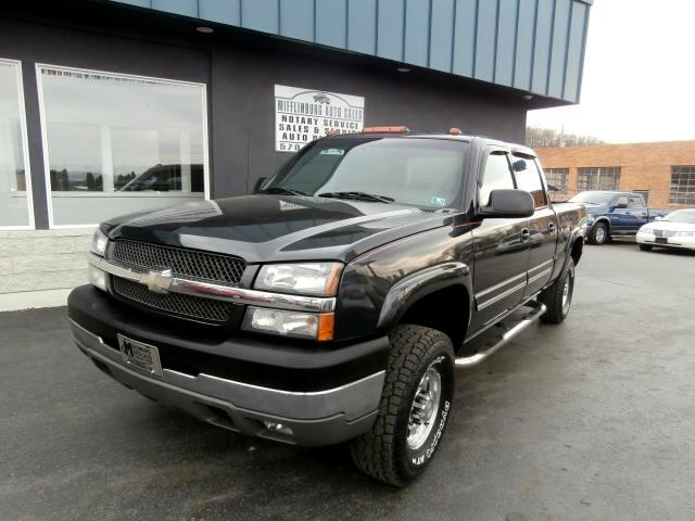 2003 Chevrolet Silverado 2500HD