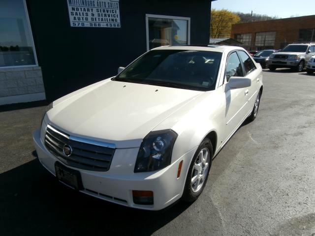 2006 Cadillac CTS