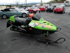 1997 Arctic Cat ZR580