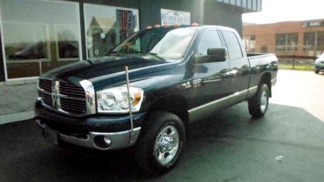 2008 Dodge Ram 2500 SLT Plus Quad Cab Short Bed 4WD