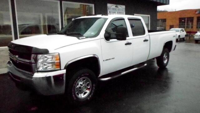 2008 Chevrolet Silverado 2500HD LS  Crew Cab Long Box 4WD