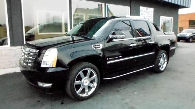2009 Cadillac Escalade EXT Sport Utility Truck