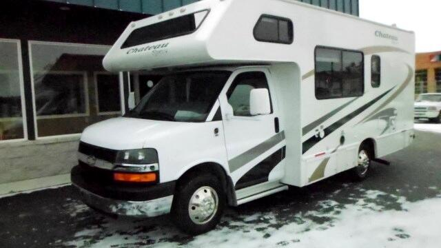 2007 Chevrolet Express Class C FOUR WINDS CHATEAU 21RB Motor Home