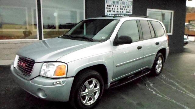 2008 GMC Envoy SLE-1 4WD