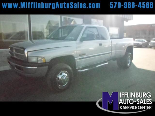 2001 Dodge Ram 3500 Quad Cab Long Bed 4WD DUALLY