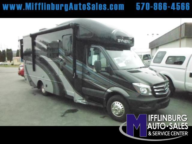 2016 Mercedes-Benz Sprinter SYNERGY BY THOR MOTOR COACH
