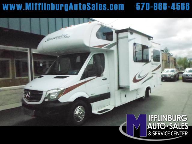 2015 Mercedes-Benz Sprinter SUNSEEKER BY FOREST RIVER 2400 R MOTOR COACH
