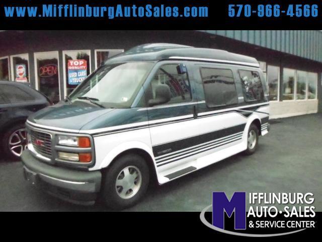1999 GMC Savana 1500 Hi Top Conversion Van