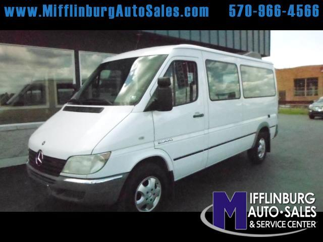 2006 Dodge Sprinter Wagon 2500 High Ceiling 140-in. WB