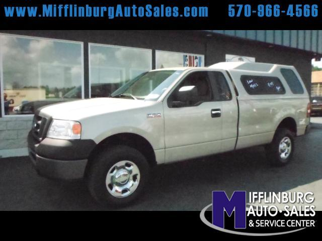 2008 Ford F-150 XL Long Box 4WD